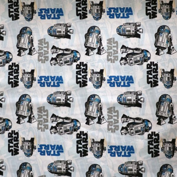 Star wars R2D2 Bobbins and Buttons