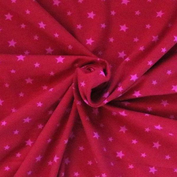 tonal star jersey - Bobbins and buttons