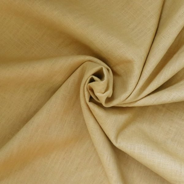 Mustard linen from bobbins and buttons