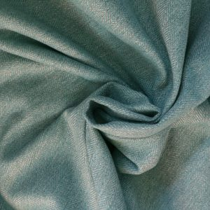 duck egg blue herringbone from Bobbins and buttons