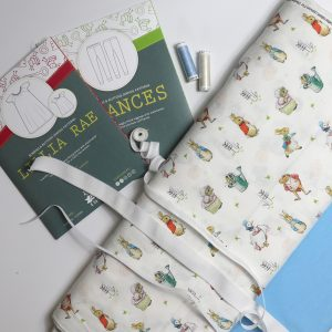 Peter rabbit girls outfit kit - Bobbins and Buttons