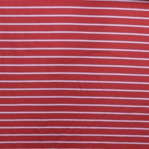 french terry stripe - Bobbins and buttons