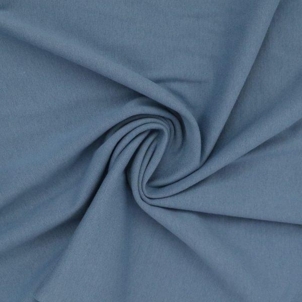 denim blue rib Bobbins and buttons