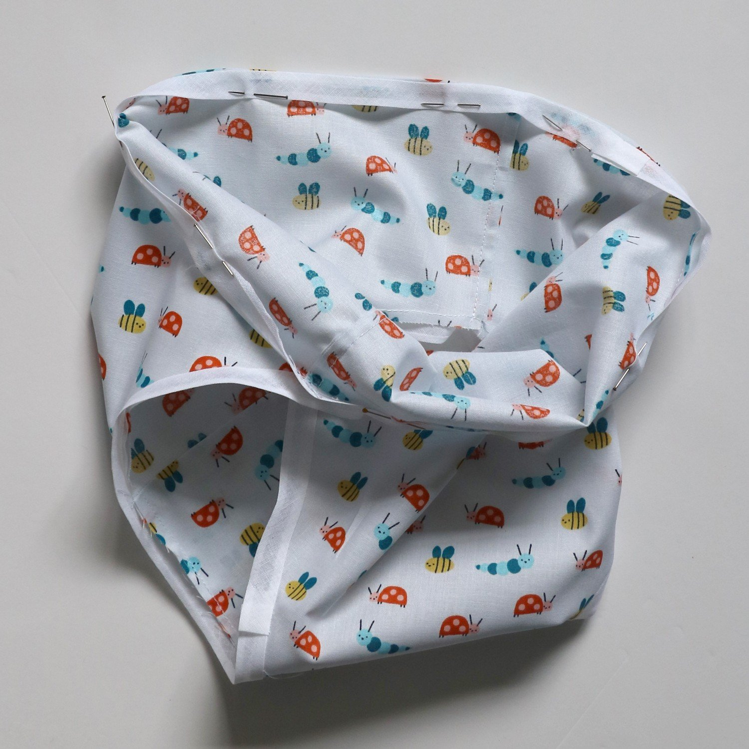free nappy cover patter Bobbins and buttons