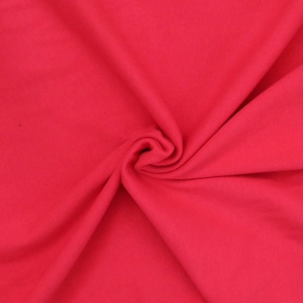 red ribbing Bobbins and buttons
