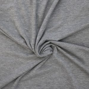 dark grey marl jersey from Bobbins and buttons