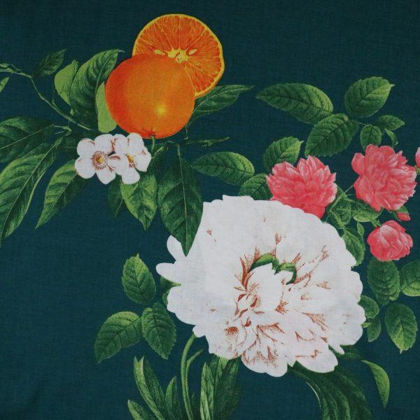orange blossom Bobbins and buttons