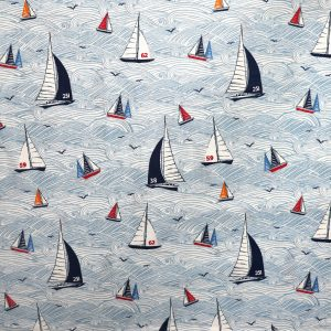 sailaway seascape from Bobbins and Buttons