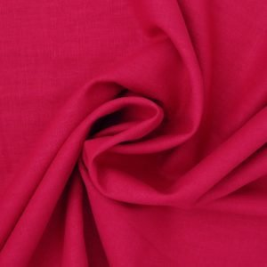 cherry linen from Bobbins and buttons