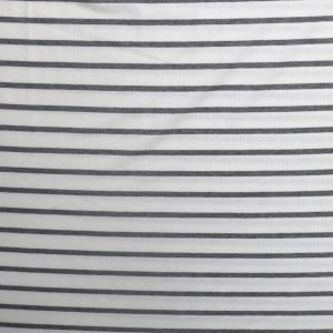 stripe viscose jersey from Bobbins and buttons