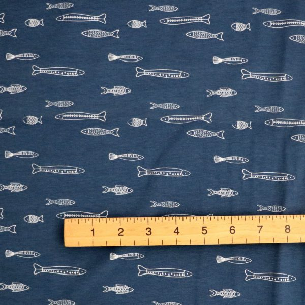catch and release jersey from Bobbins and Buttons