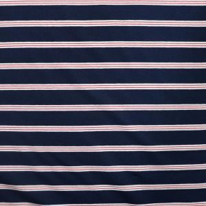navy stripe jersey from Bobbins anfd buttons