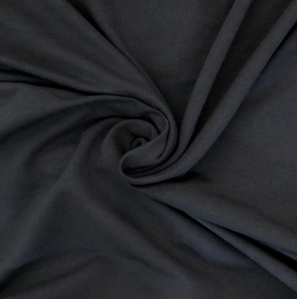 black french terry from Bobbins and buttons