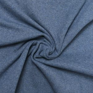 denim blue marl rib from Bobbins and buttons