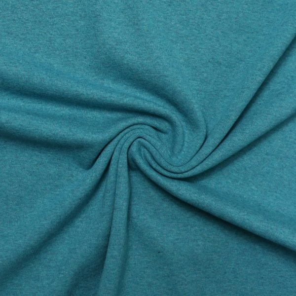 teal marl rib from Bobbins and buttons