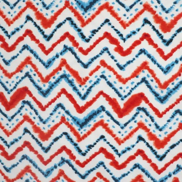 zig zag jersey from Bobbins and buttons