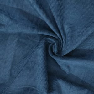 Petrol blue stretch cord from Bobbins and Buttons online shop
