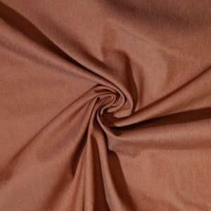 conker denim fabric from Bobbins and buttons online shop
