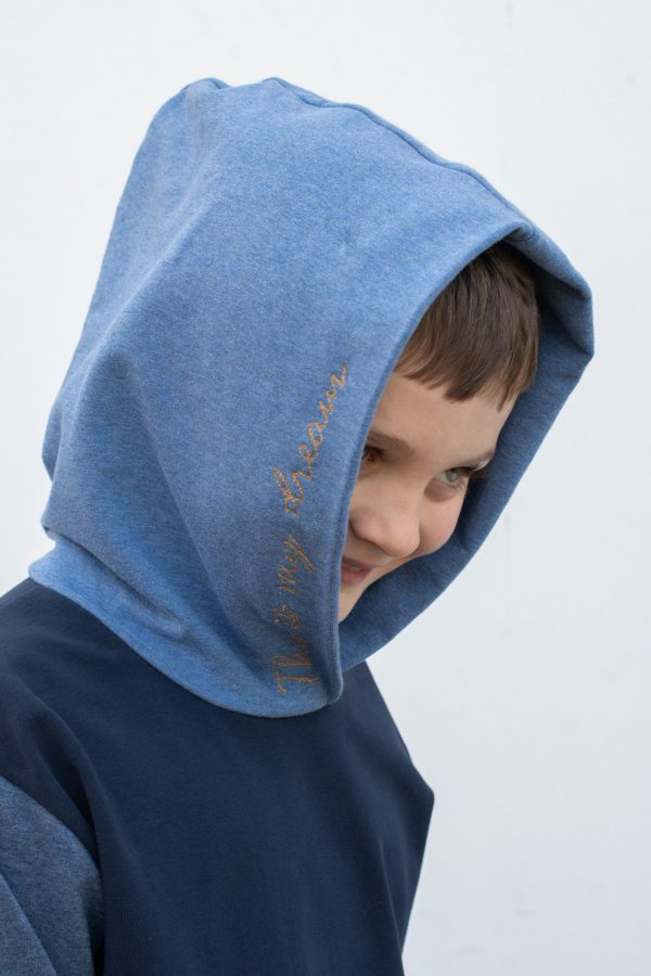 George hoody sewing pattern from Bobbins and Buttons