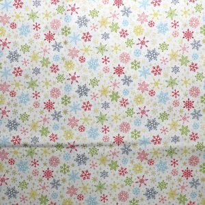 Makower cotton fabric from Bobbins and Buttons