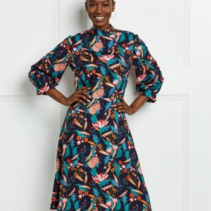 dress featured in Love sewing magazine
