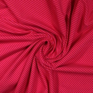 Narrow stripe jersey from Bobbins and buttons