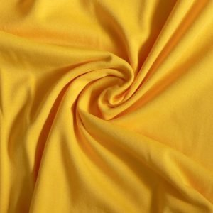 egg yolk yellow rib from bobbins and buttons