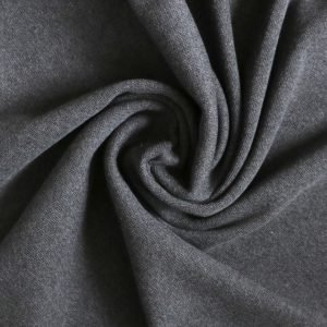 Charcoal marl rib from bobbins and buttons