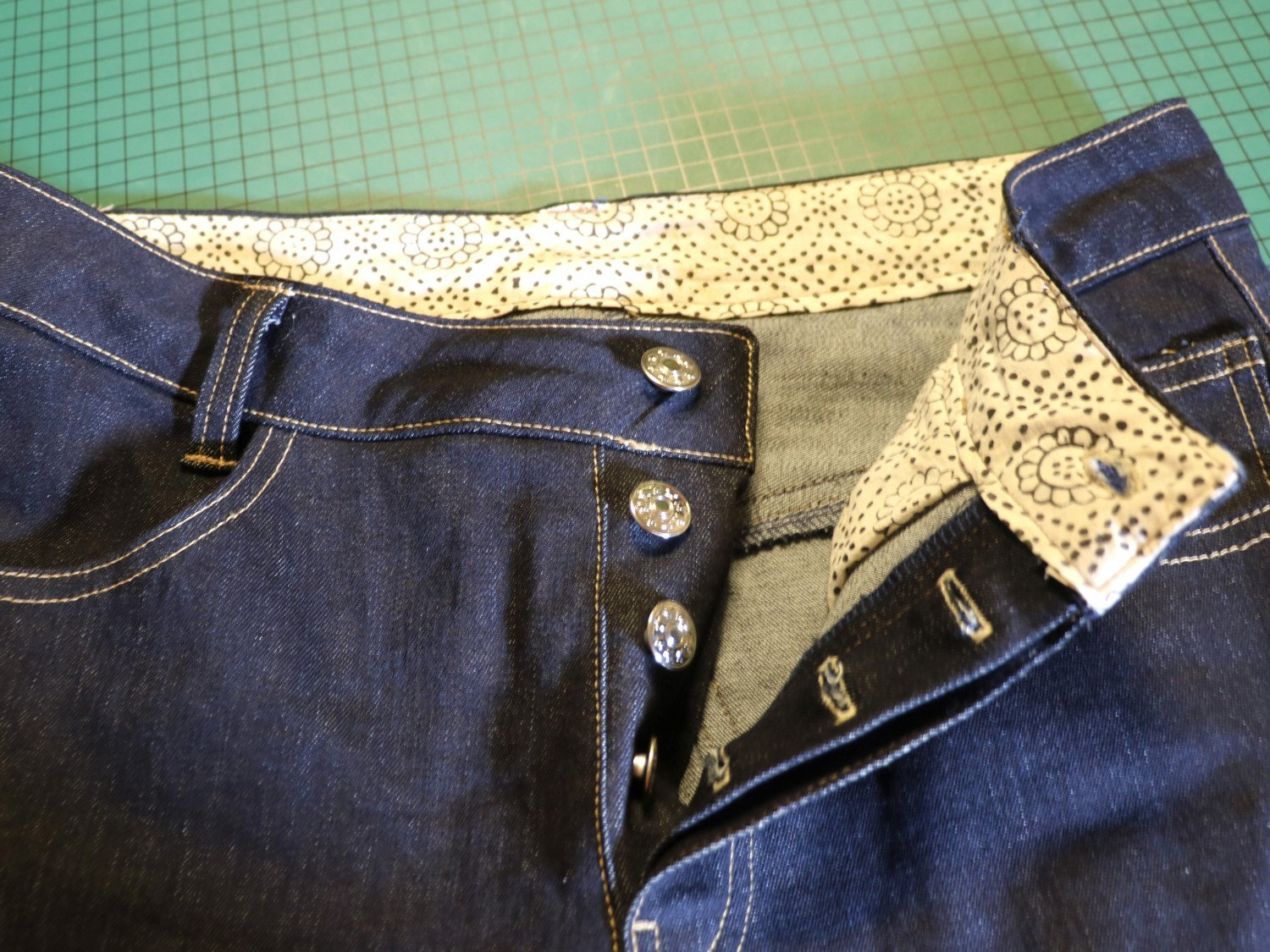 Morgan jeans review by Bobbins and Buttons