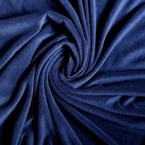 navy towelling from Bobbins and buttons