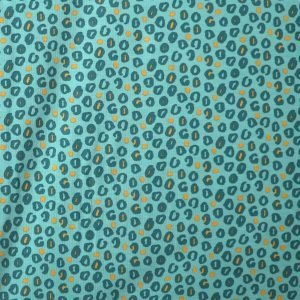 mini leopard spot jersey from Bobbins and buttons