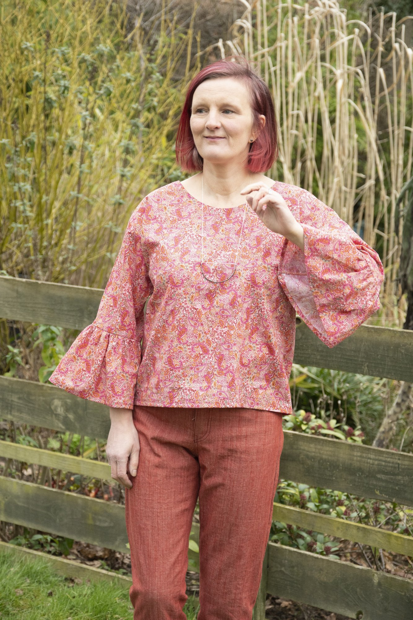 Newsletter subscribers free patterns from Bobbins and Buttons