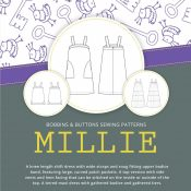 Millie pattern from Bobbins and Buttons